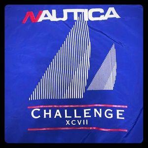 90s Nautica challenge jacket